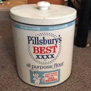 Vintage Pillsbury Tin